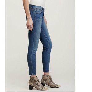 ❗️Free People Crop Jeans MSRP $148!
